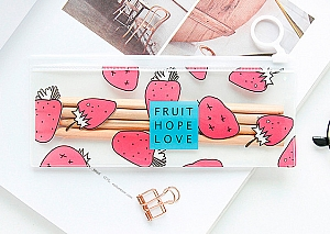 Пенал «Fruit hope love»