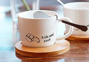 Кружка «Hide and seek»