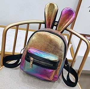 Рюкзак с ушками «Disco» большой