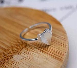 Кольцо «Winged heart»