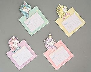 Мини-календарь «Unicorn»