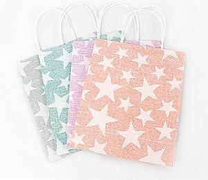 Подарочный пакет «Super star» средний