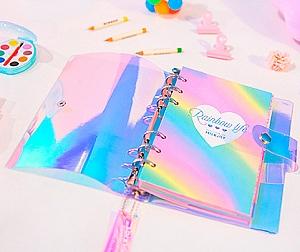 Блокнот «Rainbow life»