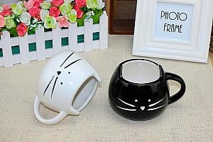 Керамическая кружка «Kitten cup»