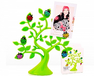 Подставка с магнитами «Lucky tree»