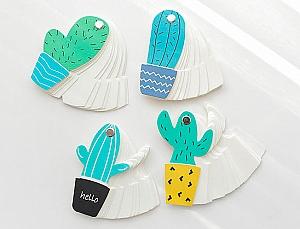 Отрывные листы для заметок «Cactus»