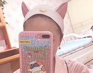 Повязка для волос «Seilor Moon Cat»