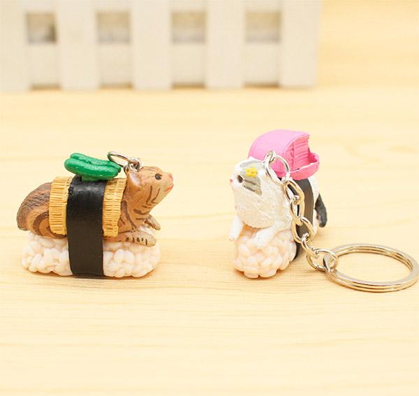 Брелок «Суши-кот»