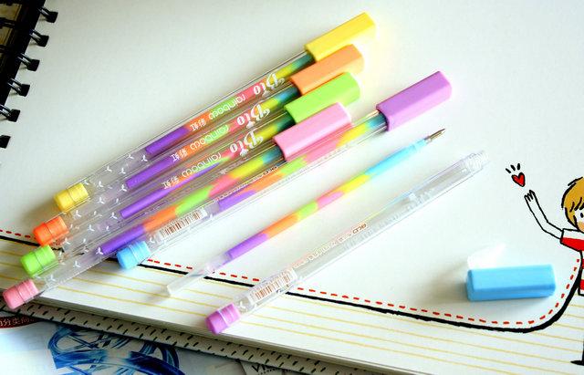 Ручка с разноцветными чернилами «Creative»