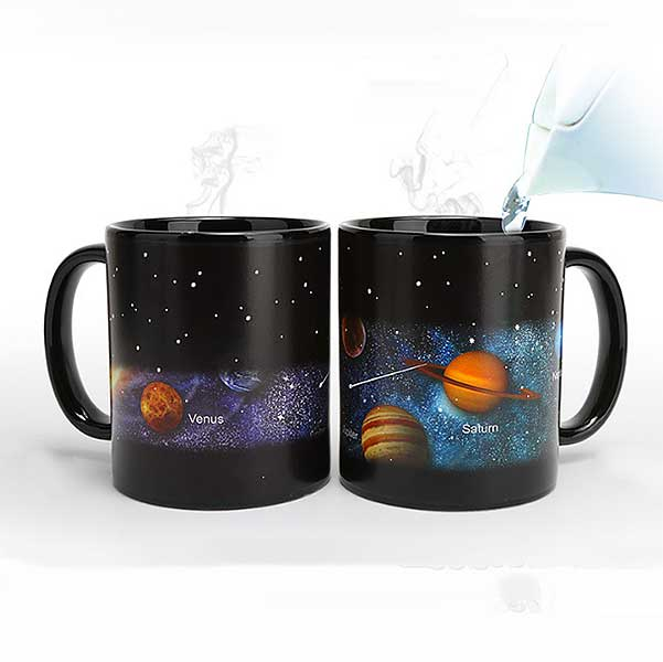 Кружка с терморисунком «Universe»