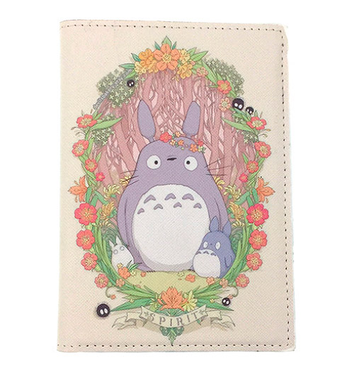 Обложка на паспорт «Spirit of Totoro»