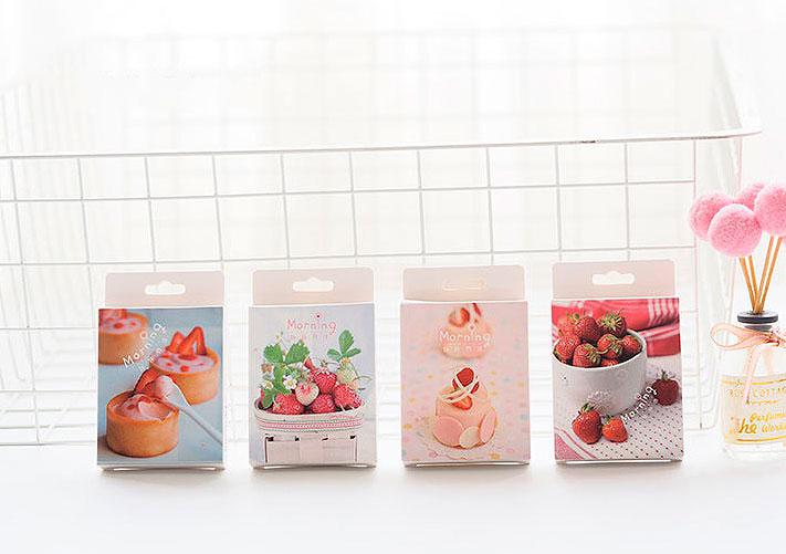 Набор почтовых открыток «Десерт»