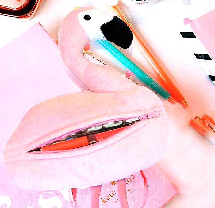 Пенал «Фламинго»