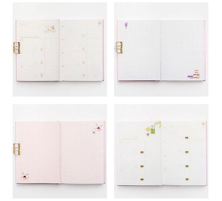 Блокнот-планинг «Travel diary»