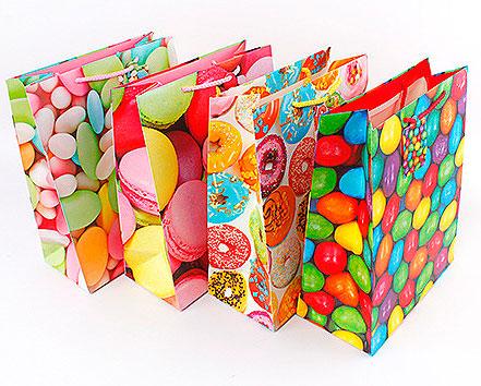 Подарочный пакет «Сладости» большой