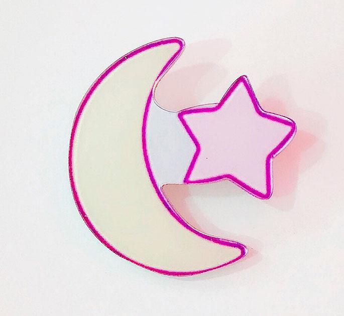 Значок «Звездопад»