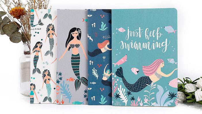 Тетрадь «Mermaid»