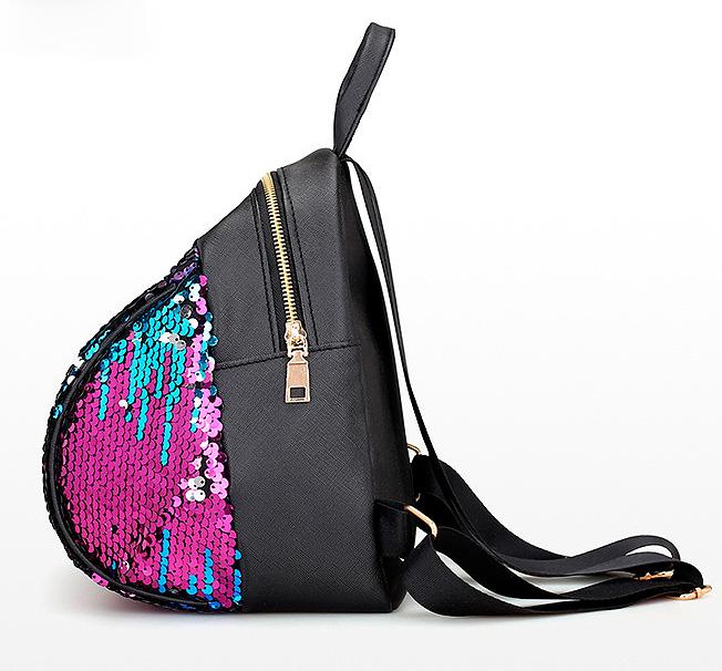 Рюкзак с пайетками «Glistening world»