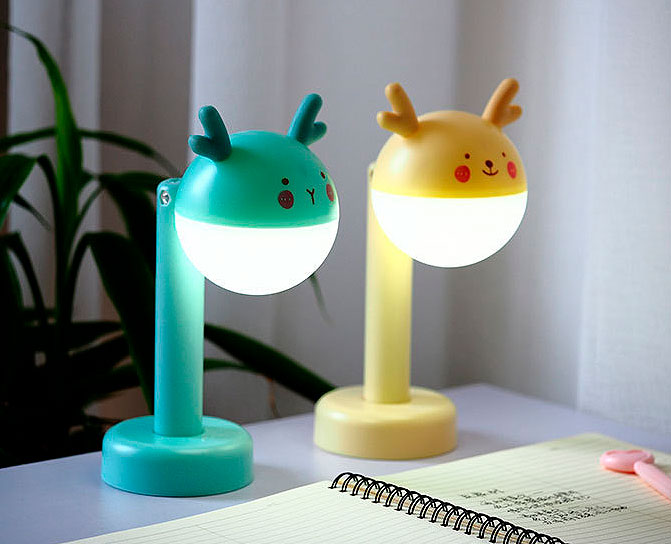 Настольная лампа «Олененок»
