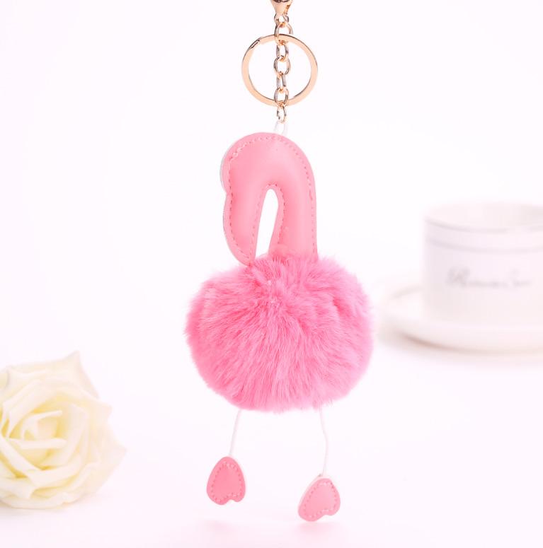Брелок «Фламинго»