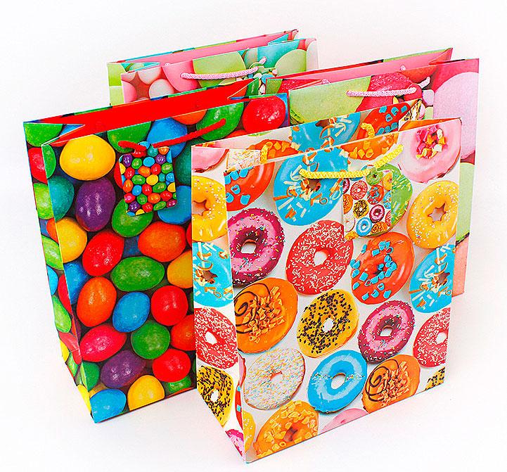 Подарочный пакет «Сладости» маленький