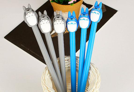 Ручка «Gray & blue Totoro»