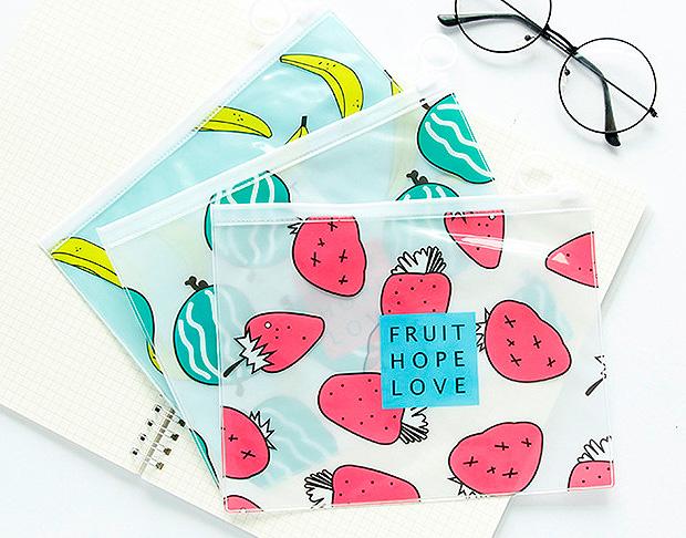Папка «Fruit hope love»