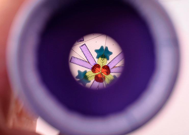 Калейдоскоп «Мир русалки»