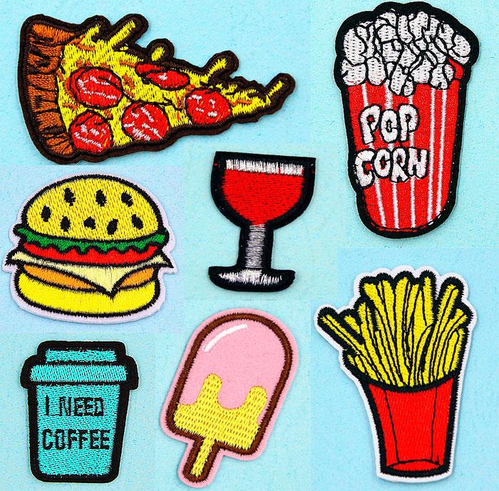 Нашивка «Fast food»