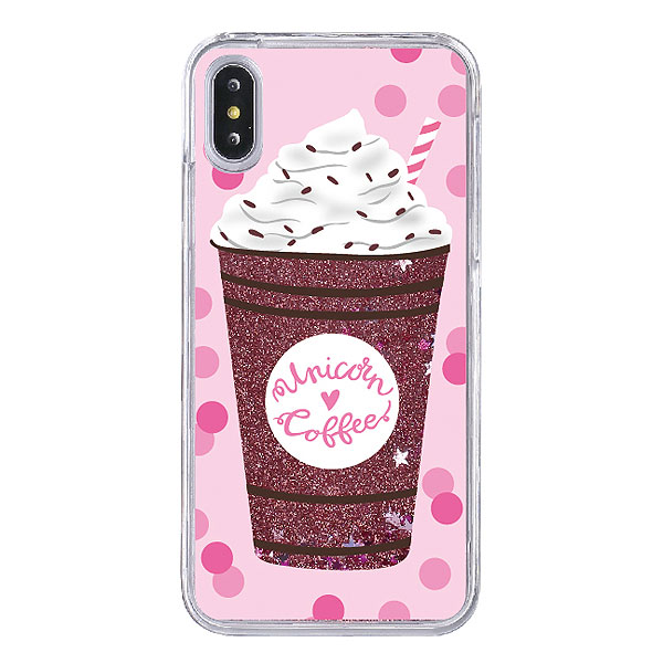 Чехол для iPhone «Unicorn coffee»