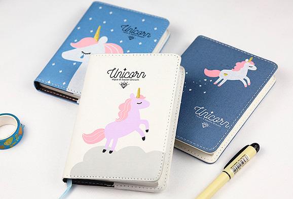 Блокнот-планинг «Unicorn have a sweet dream»