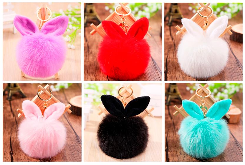 Брелок «Rabbit ears»
