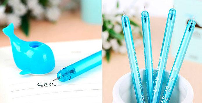 Ручка «Gushing whale»
