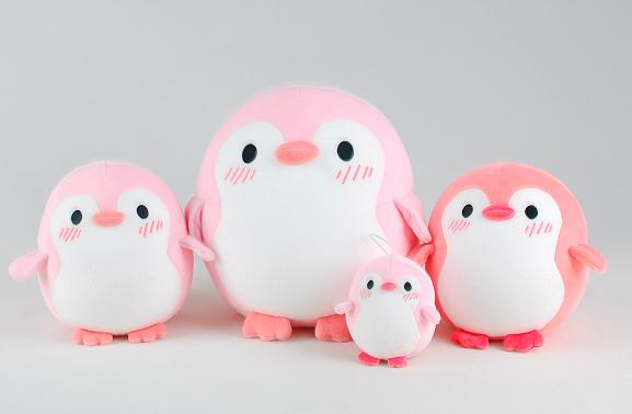 Мягкая игрушка «Пингвин» средняя