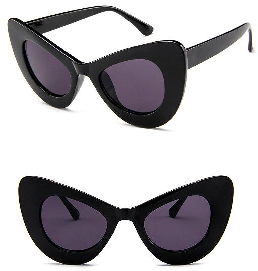 Очки «Cat eye»