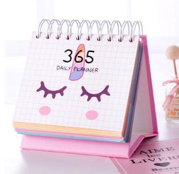 Календарь с единорогом «2019»